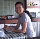 About us: Kanchana in the kitchen